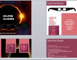 #12 for Looking for brochure design, layout, format and flow (MS Word, PowerPoint, Publisher) by Shuhadh