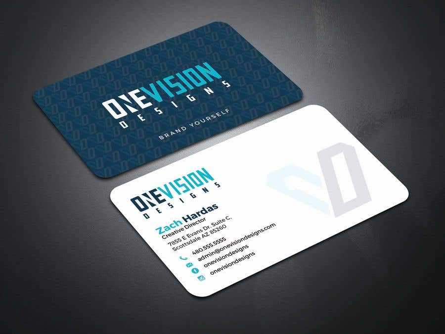 Contest Entry #                                        125                                      for                                         Professional Business Card Design