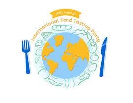 #29 for 10th Annual International Food Tasting Party af gagnuu