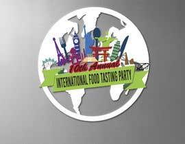 #44 for 10th Annual International Food Tasting Party af zahid4u143