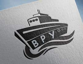 #168 for Yacht logo with the letters BPY by toxicthoughts