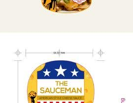 #6 for American Cheese Sauce Label af YhanRoseGraphics