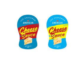 #4 for American Cheese Sauce Label - 06/08/2020 16:42 EDT af eling88