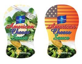 #7 for American Cheese Sauce Label - 06/08/2020 16:42 EDT af kaisargraphic