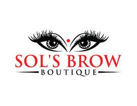 #40 for Logo for Sol's Brow Boutique af mdsorwar306