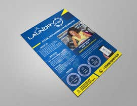 #10 for Design an A5 flyer for a new Laundromat business by miloroy13