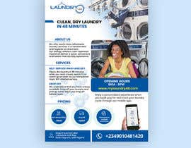 #34 for Design an A5 flyer for a new Laundromat business by miloroy13