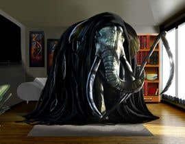 """#165 for Wall art: """"The Elephant in the Room"""" by johnchhana"""