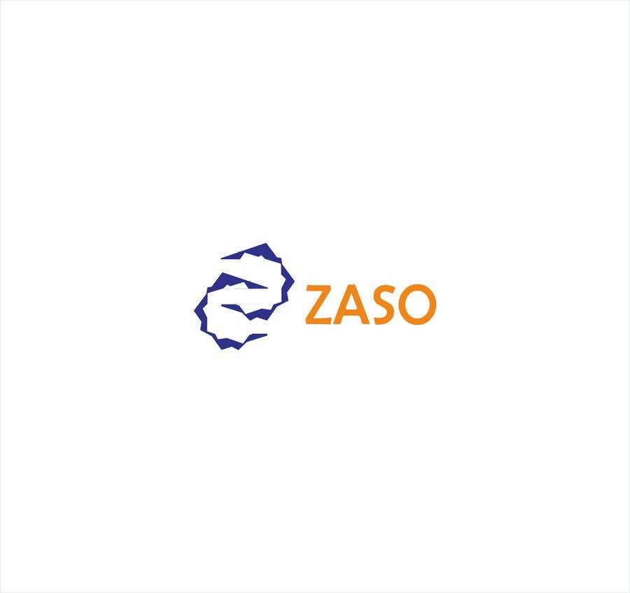 Penyertaan Peraduan #                                        205                                      untuk                                         Make me a logo with our brand name: ZASO