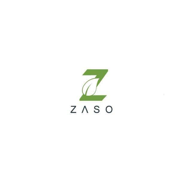 Penyertaan Peraduan #                                        218                                      untuk                                         Make me a logo with our brand name: ZASO