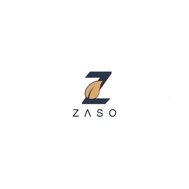 Penyertaan Peraduan #                                        223                                      untuk                                         Make me a logo with our brand name: ZASO