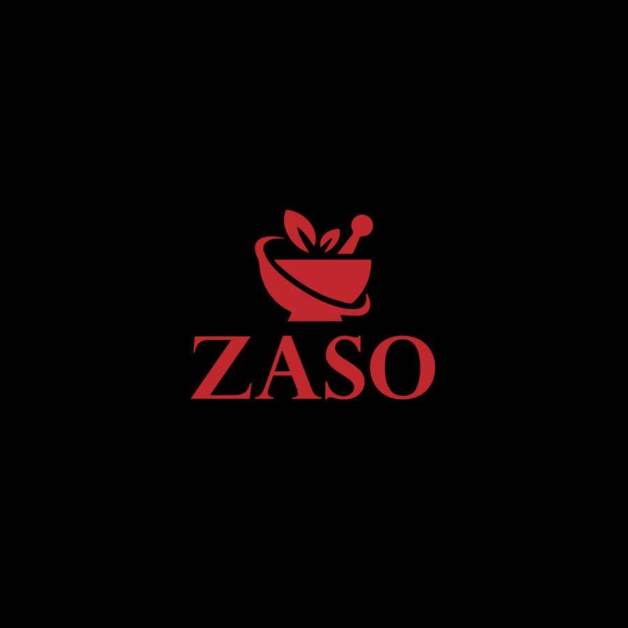 Penyertaan Peraduan #                                        35                                      untuk                                         Make me a logo with our brand name: ZASO