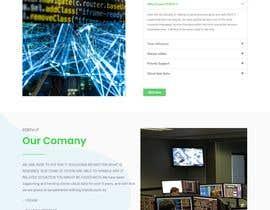 Nro 37 kilpailuun Corporate Profile - Website, Single Page Flyer Design & Email Marketing Newsletter käyttäjältä syedjaved90