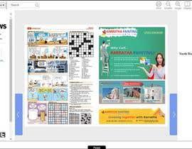 Nro 149 kilpailuun Graphic design for 1 page advertisement käyttäjältä creativeranaa