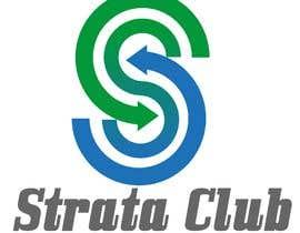 Nro 131 kilpailuun Strata Club Company Logo käyttäjältä sherlekarsidhesh