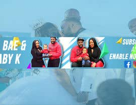 #46 for YouTube Channel Banner by moazahmed121