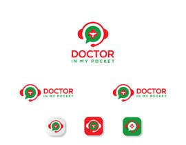 Nro 345 kilpailuun Create a Logo and Icons for Instant Telemedicine Service käyttäjältä shekhfarid615