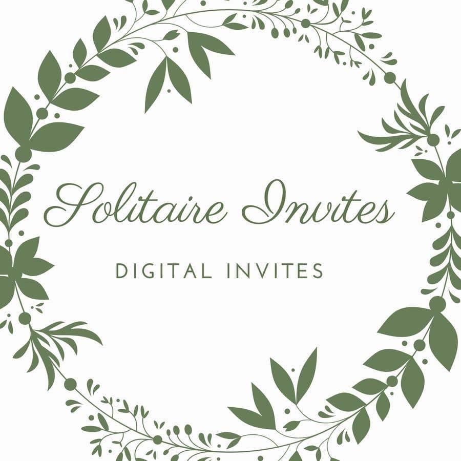 Konkurrenceindlæg #                                        1                                      for                                         Solitaire Invites