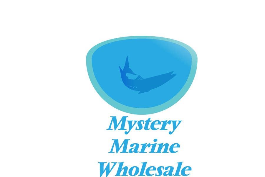 Kilpailutyö #3 kilpailussa Logo Design for Mystery Marine Wholesale