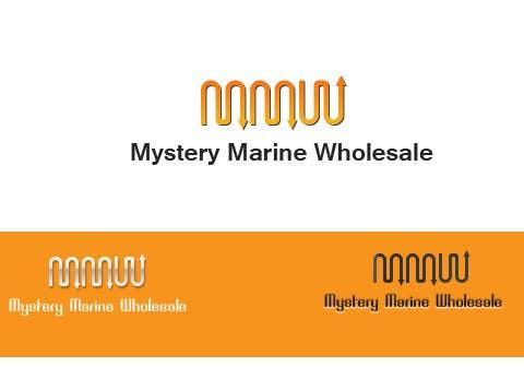 Konkurrenceindlæg #                                        27                                      for                                         Logo Design for Mystery Marine Wholesale