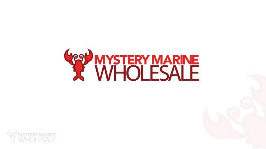 Konkurrenceindlæg #                                        30                                      for                                         Logo Design for Mystery Marine Wholesale