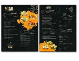 #28 for Refresh restaurant menu by Nayefhaque