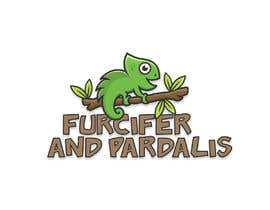 #154 for Create a unique Panther Chameleon Logo for Furcifer and Pardalis by roy2100