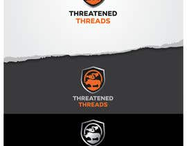"#98 pentru Design a Logo for ""Threatened Threads"" de către AalianShaz"