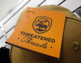 "#100 pentru Design a Logo for ""Threatened Threads"" de către AalianShaz"