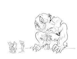 Nro 33 kilpailuun illustrator for a children's poetry book käyttäjältä Bribear521