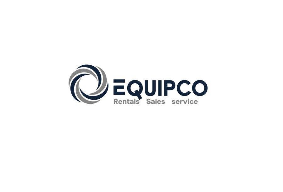 Bài tham dự cuộc thi #                                        266                                      cho                                         EQUIPCO Rentals Sales Service