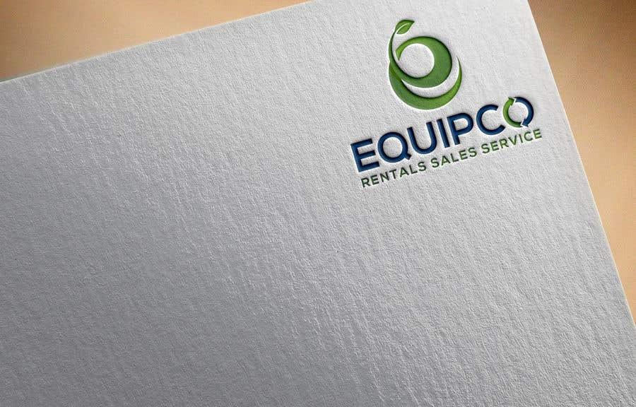 Bài tham dự cuộc thi #                                        240                                      cho                                         EQUIPCO Rentals Sales Service
