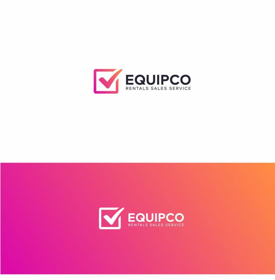Bài tham dự cuộc thi #                                        195                                      cho                                         EQUIPCO Rentals Sales Service