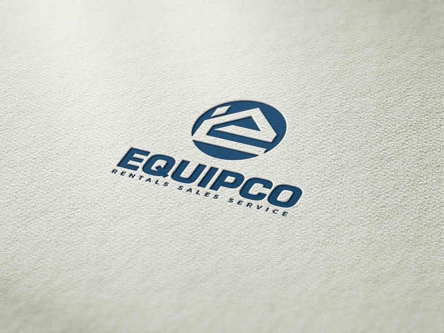 Bài tham dự cuộc thi #                                        39                                      cho                                         EQUIPCO Rentals Sales Service
