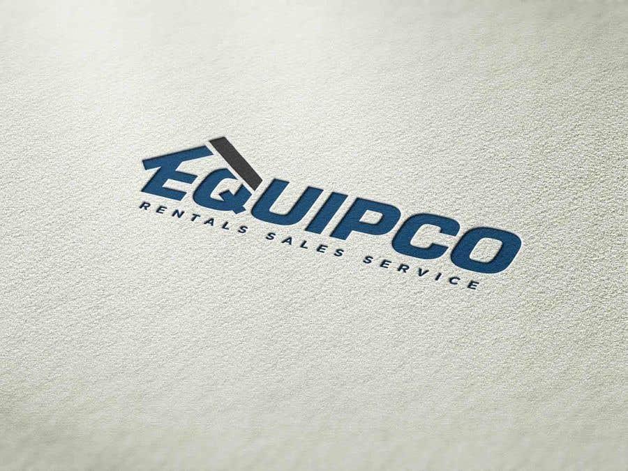 Bài tham dự cuộc thi #                                        45                                      cho                                         EQUIPCO Rentals Sales Service