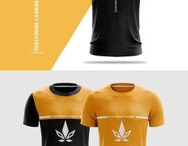 Nro 196 kilpailuun Custom T-Shirt Design - Cannabis Lifestyle Brand käyttäjältä jhonfrie