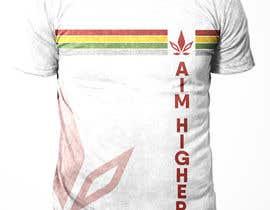 Nro 208 kilpailuun Custom T-Shirt Design - Cannabis Lifestyle Brand käyttäjältä sajeebhasan166