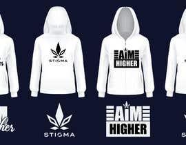 Nro 205 kilpailuun Custom T-Shirt Design - Cannabis Lifestyle Brand käyttäjältä Sidra9027