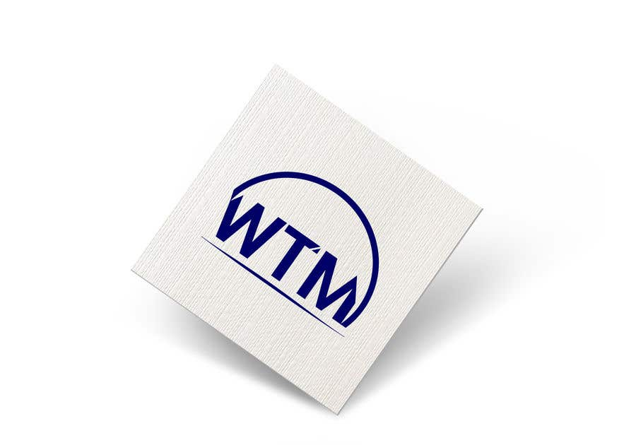 "Contest Entry #                                        126                                      for                                         Create a company logo with the letters ""WTM"" in it."