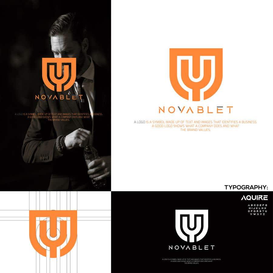 Kilpailutyö #                                        156                                      kilpailussa                                         Logo/paper/business card