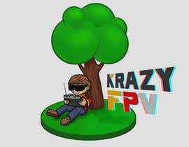"#38 for Design a Logo for ""Krazy FPV"" by Palewind"