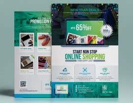 Nro 59 kilpailuun Promotional Brochure käyttäjältä hafsahkhan04