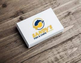 #32 untuk Logo design - fish and chips oleh kavishagimhani99