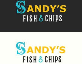 #29 untuk Logo design - fish and chips oleh hiathul001