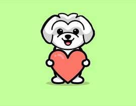 Nro 5 kilpailuun Dog Love Poster käyttäjältä IvyannRomijn