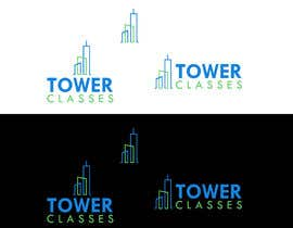 #367 for Create a logo for TOWER CLASSES by bandashahin