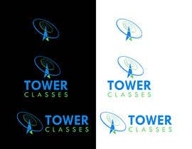 #370 for Create a logo for TOWER CLASSES by bandashahin
