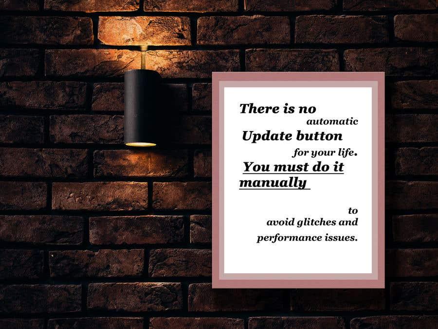Inscrição nº                                         106                                      do Concurso para                                         10 Quote Poster designs