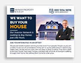Nro 658 kilpailuun Design Real Estate Postcard käyttäjältä ma666mun