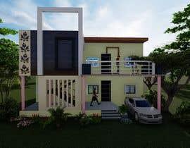Nro 2 kilpailuun Elevation and Paint Patterns käyttäjältä dhruvipatel1609
